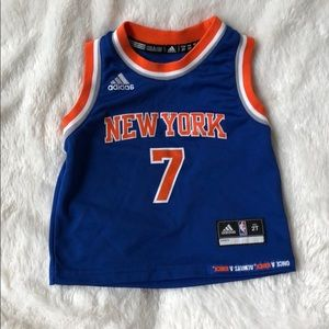 Knicks Carmelo Anthony Jersey by Adidas, 2T